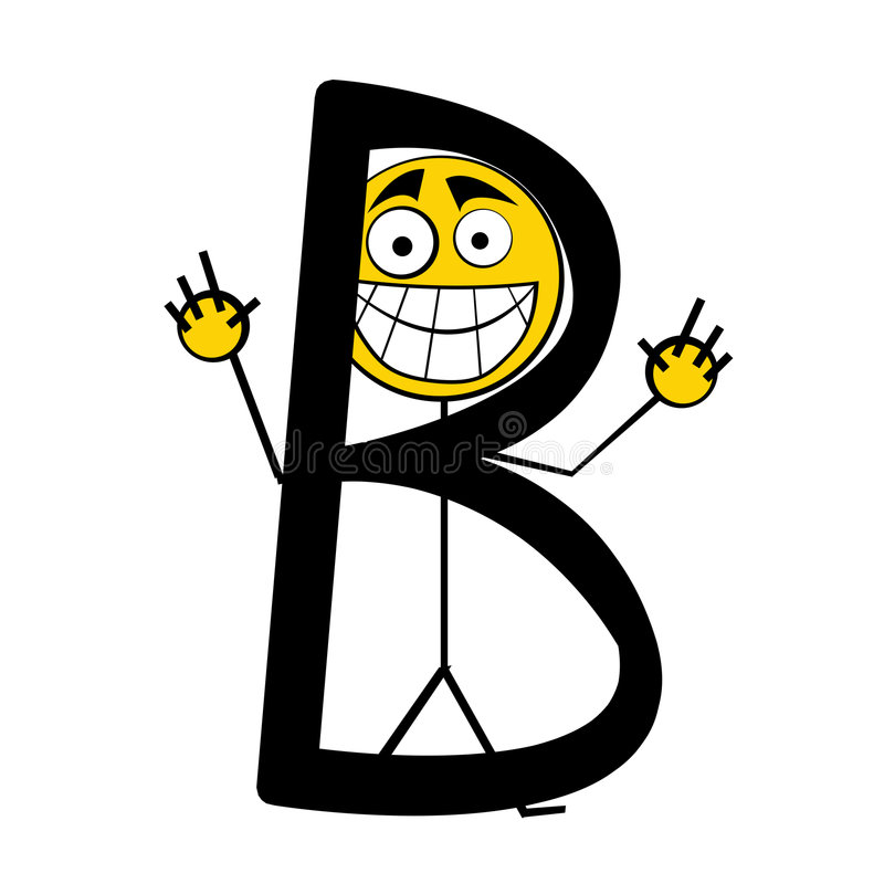 Image result for happy letter B