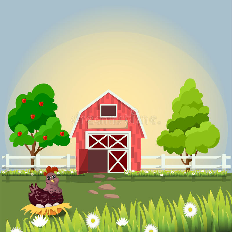 Free Happy And Cheerful Farm Animals Stock Images - 91799554