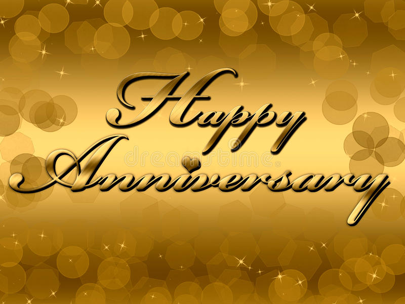 Download Happy Anniversary stock image. Image of anniversary, holiday - 17946181