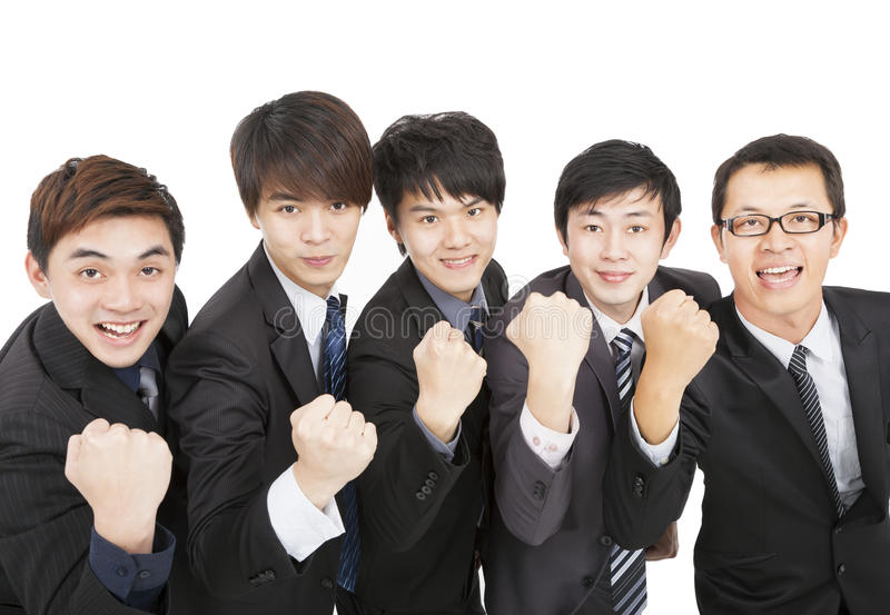Download Happy asian business team stock photo. Image of corporate - 28916758