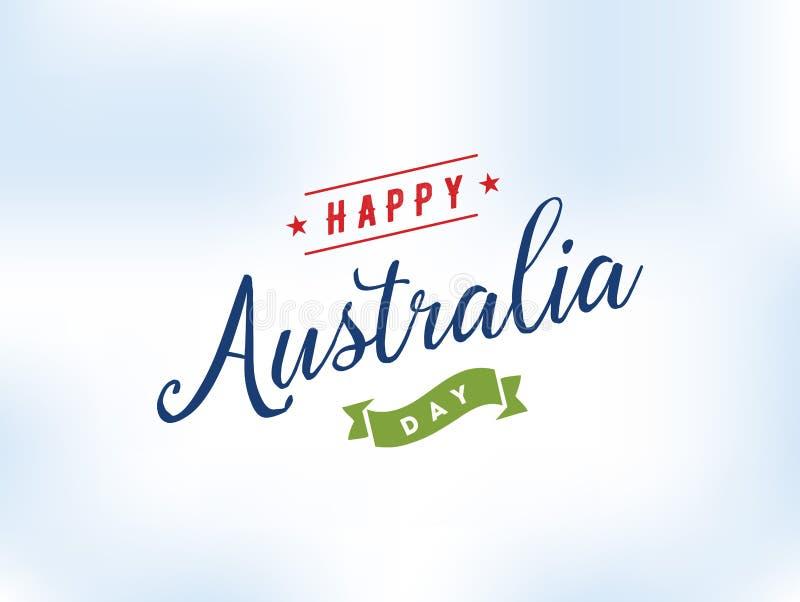 Download Happy Australia Day Vector Design. Stock Vector - Illustration of anniversary, graphic: 83708006