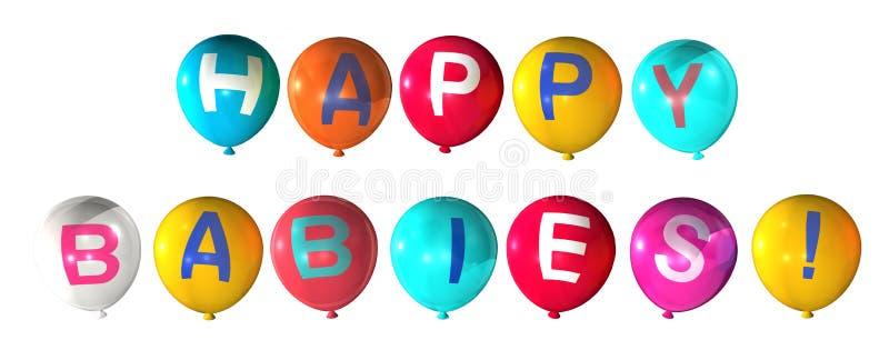 Download Happy Babies Stock Photo - Image: 6812150