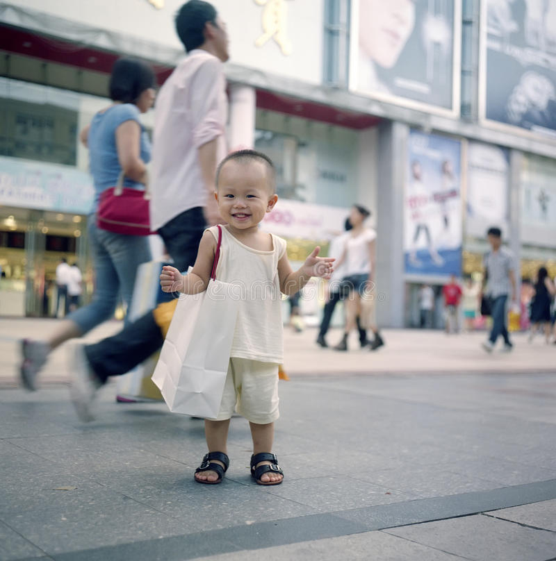 Download Happy baby stock photo. Image of play, china, look, baby - 14816818