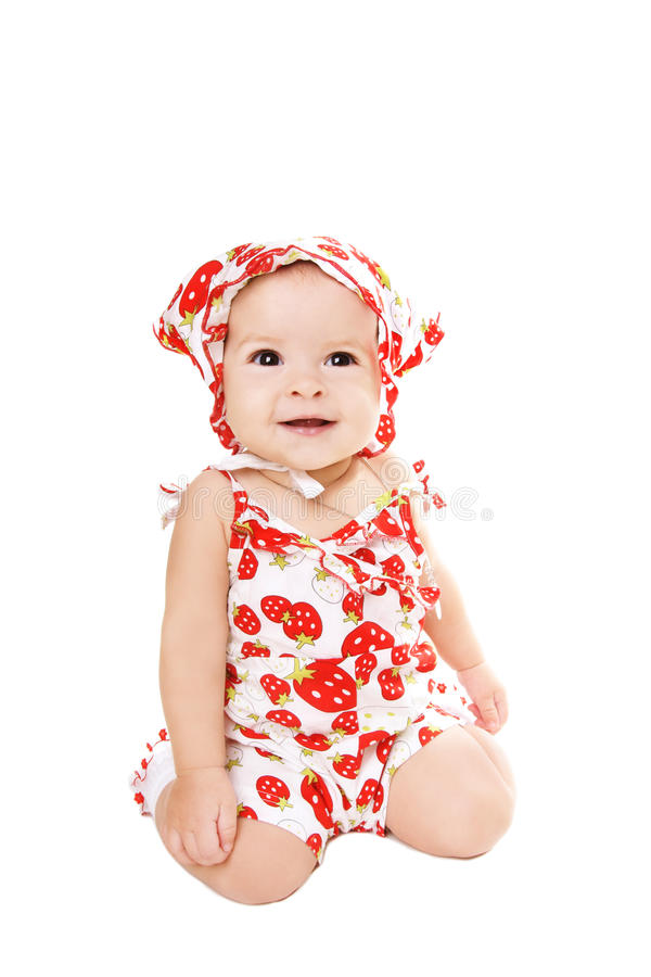 Download Happy baby stock image. Image of cheerful, child, cute - 16513795
