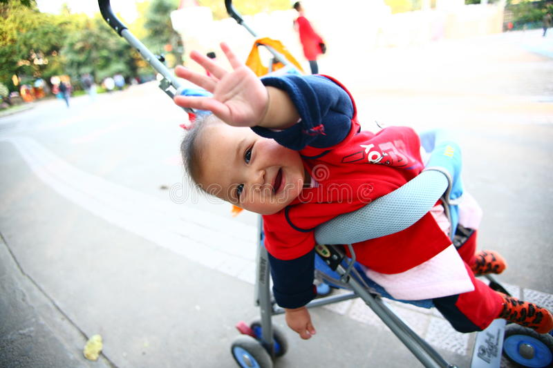 Download Happy Baby Royalty Free Stock Image - Image: 16881146