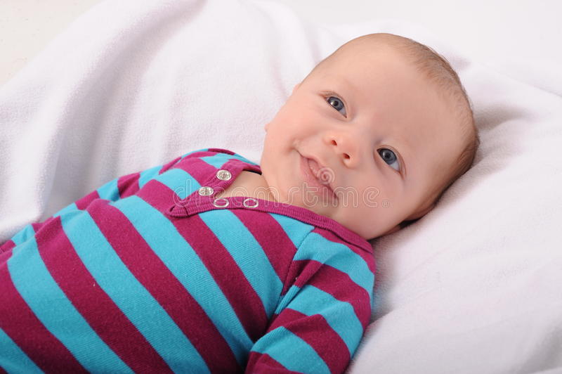 Download Happy Baby Royalty Free Stock Photography - Image: 28060307