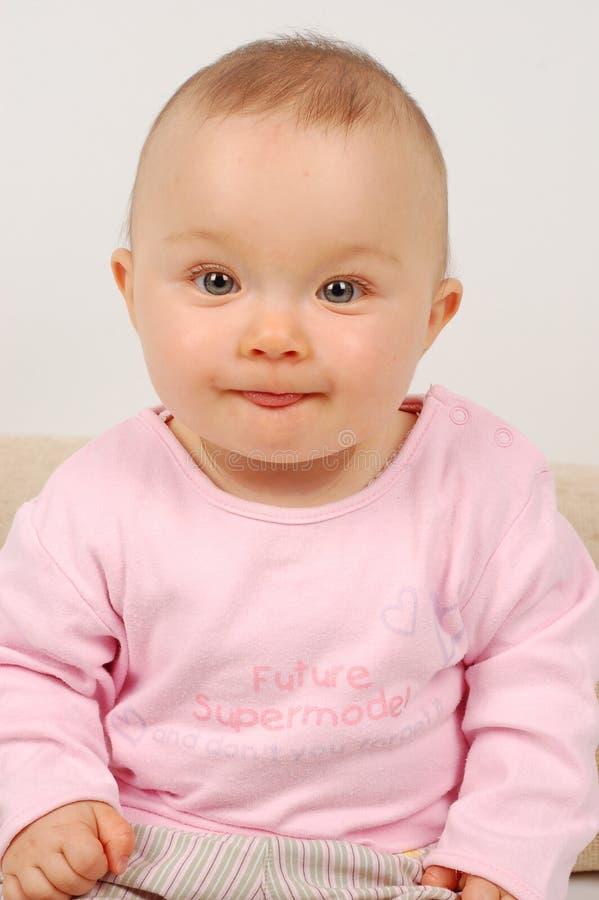 Free Happy Baby 9 Stock Image - 3331931