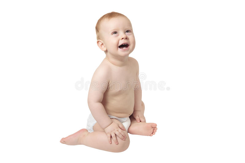 Download Happy Baby Boy Royalty Free Stock Photo - Image: 13341605