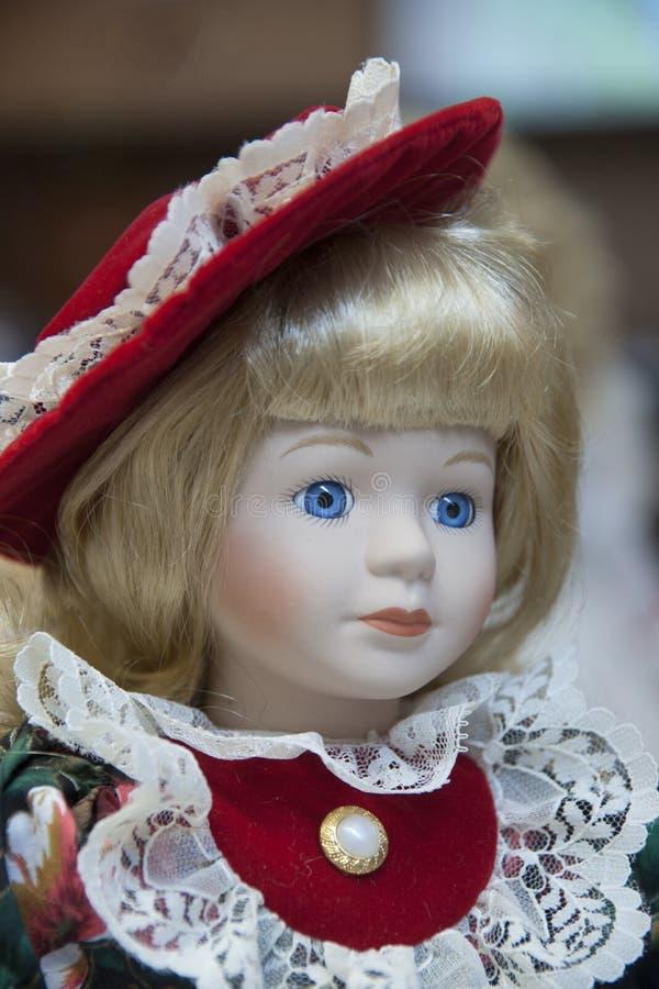 Happy Baby Doll royalty free stock photos