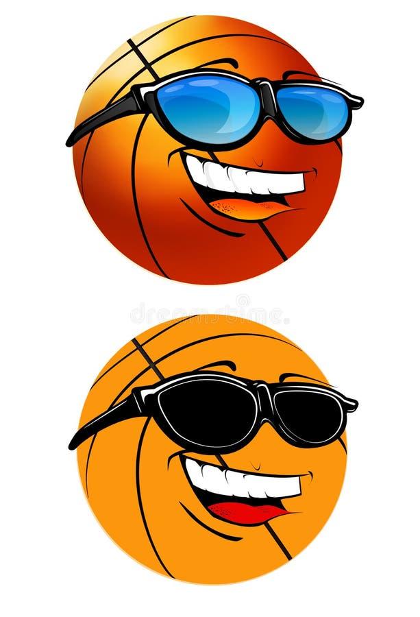 Download Happy Basketball Cartoon Illustration Stock Illustration - Image: 8287614