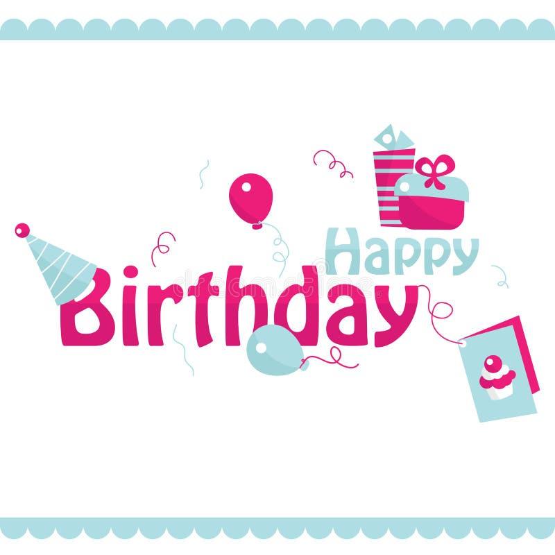 Download Happy Birthday Stock Image - Image: 18706721