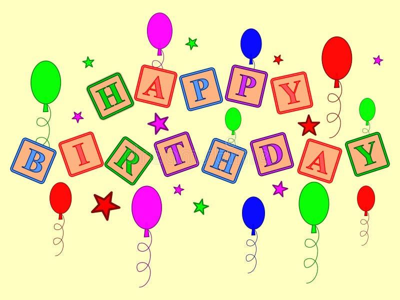 Download Happy Birthday stock photo. Image of party, celebration - 23672420