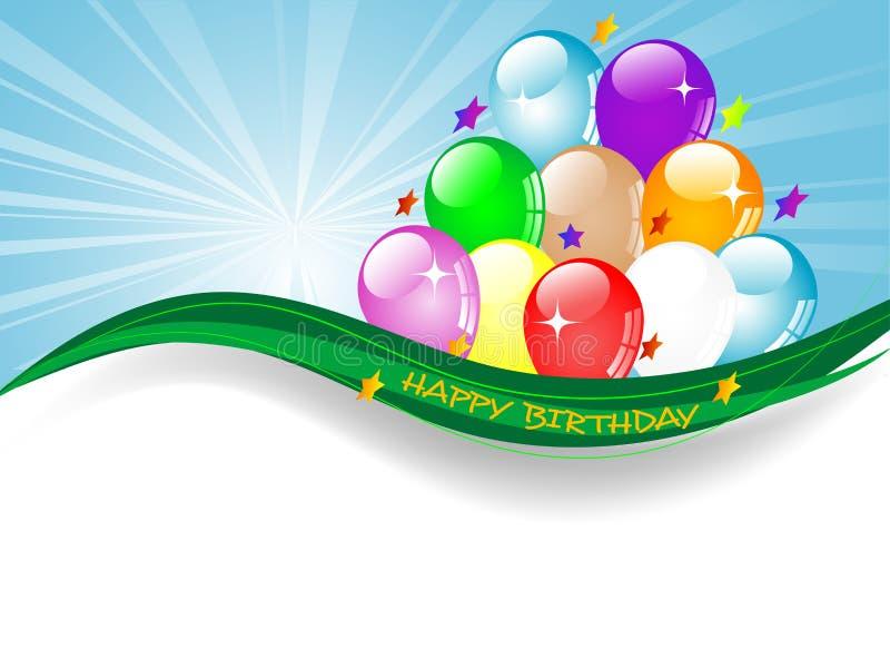 Download Happy birthday stock vector. Image of exhibition, birthday - 24279800