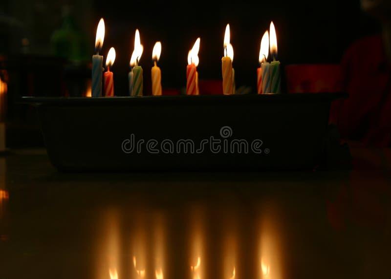 Happy Birthday. Birthday cake royalty free stock image