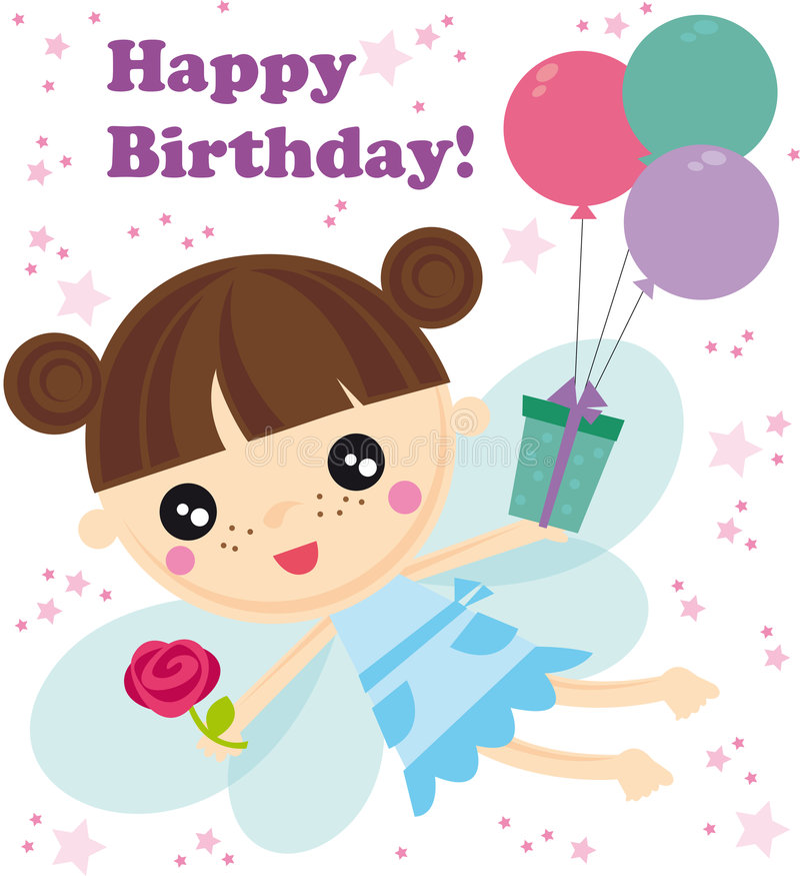 Free Happy Birthday Royalty Free Stock Photography - 9123897