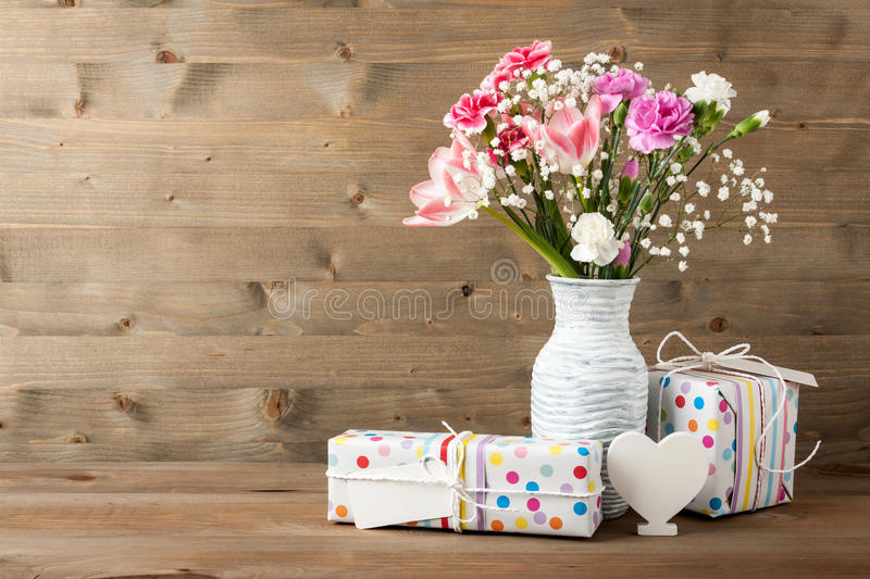 Happy Birthday background. Copy space royalty free stock image