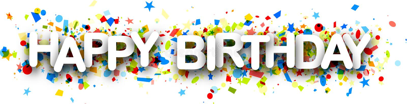 happy birthday banner images