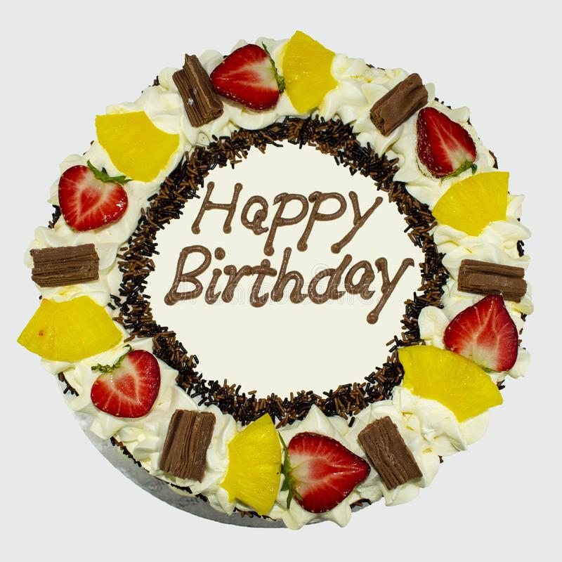 Stupendous Birthday Cake Stockfotos En Afbeeldingen Download 960 Fotos Funny Birthday Cards Online Alyptdamsfinfo