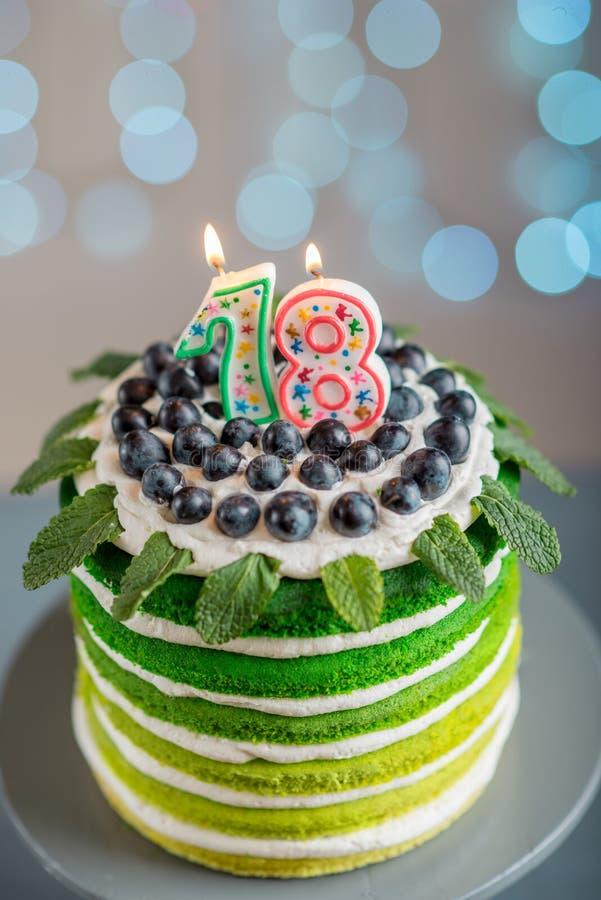 Happy Birthday Cake Stock Image Image Of Happy Baked 49567845