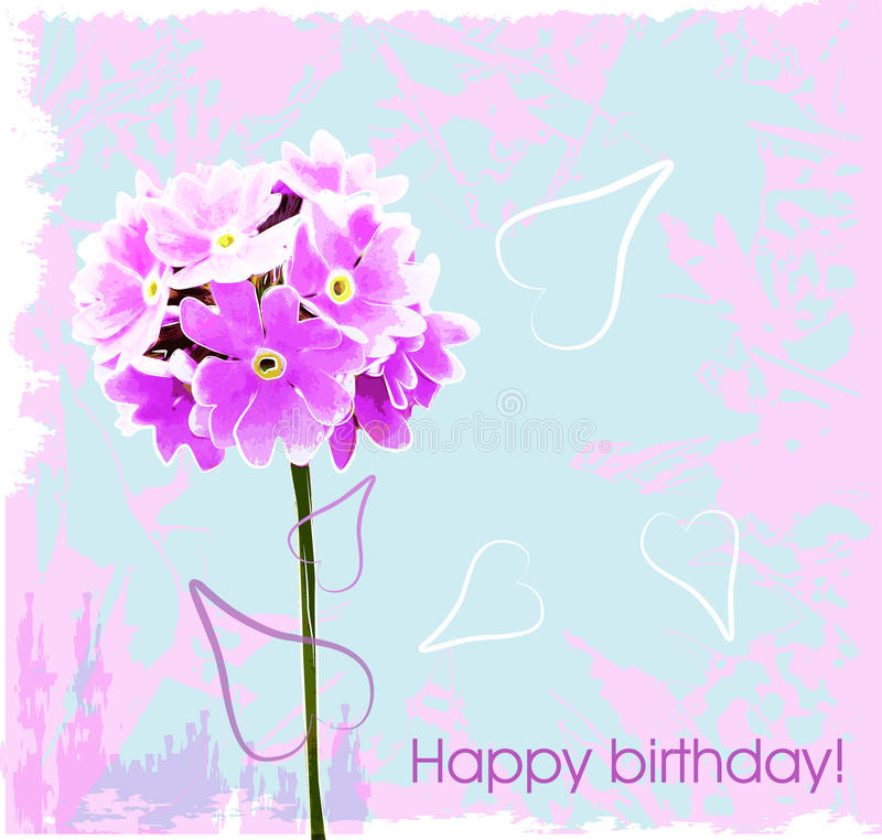 Download Happy Birthday Card Royalty Free Stock Photo - Image: 19014125