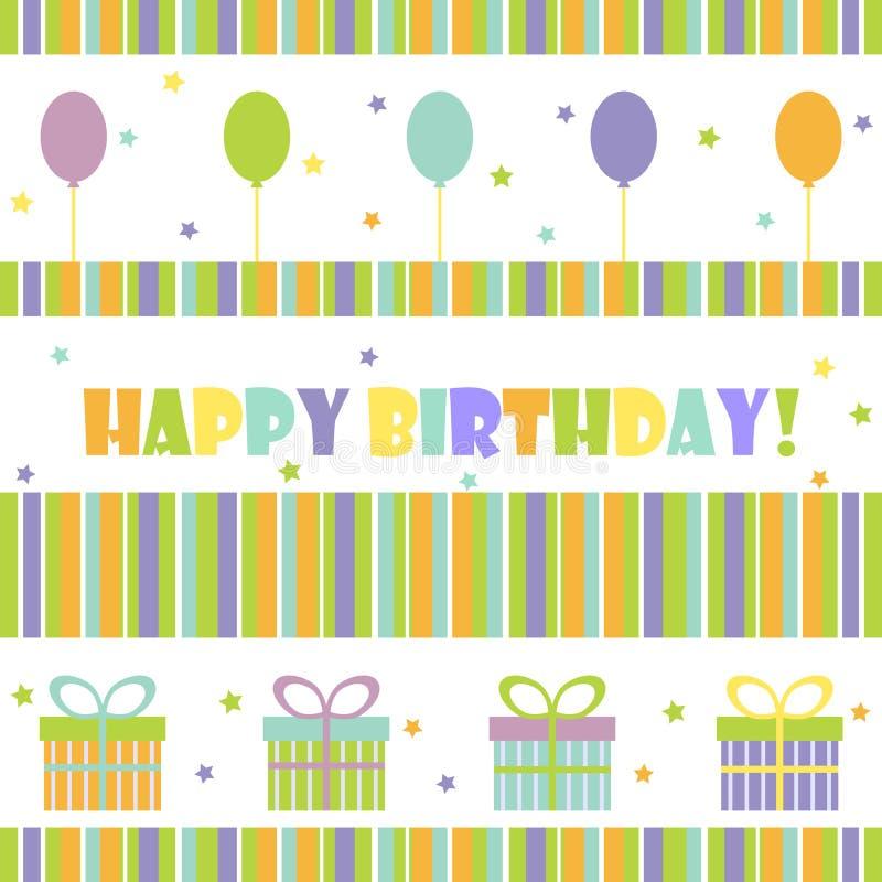 Download Happy Birthday Card Stock Photos - Image: 32401913