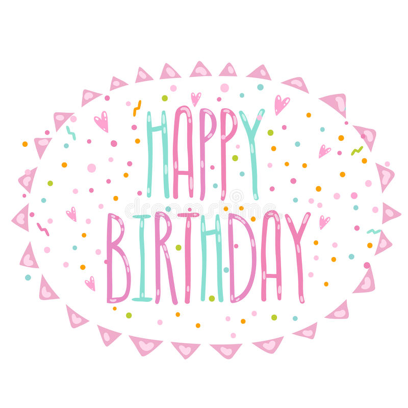 Happy Birthday Cute Logo Image collections - Wallpaper And Free Download