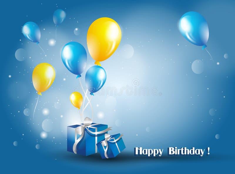 Happy birthday greeting card stock illustration illustration of download happy birthday greeting card stock illustration illustration of celebrate sparkling 57319828 m4hsunfo