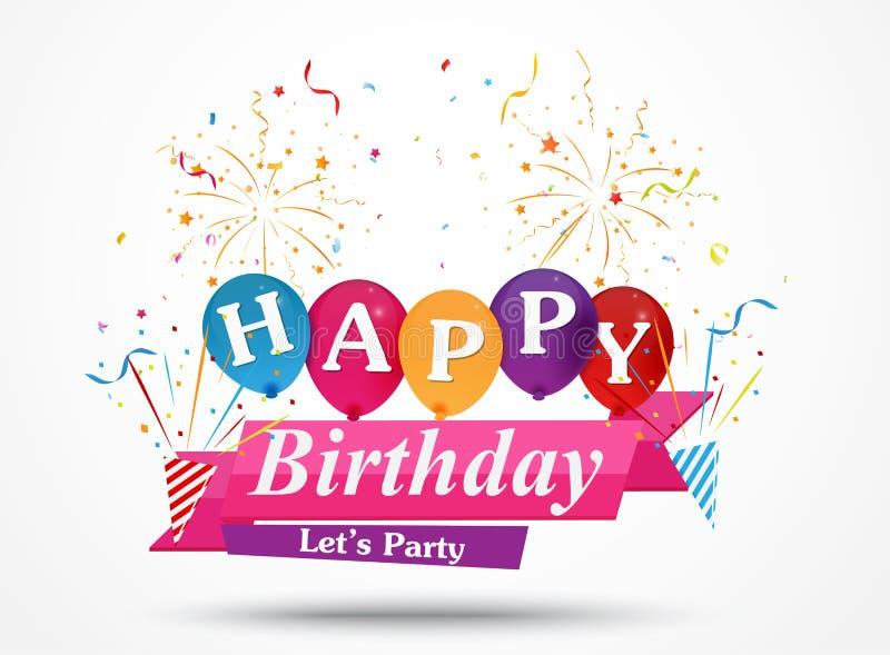 Birthday Greeting Card Design Goalblockety
