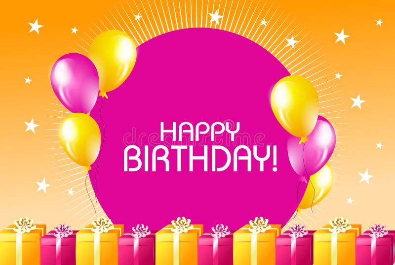 Happy birthday greeting card stock illustration illustration of download happy birthday greeting card stock illustration illustration of mother event 58925778 m4hsunfo