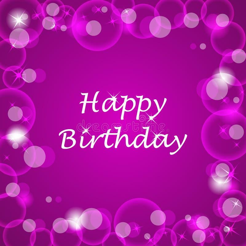 Bubbles Happy Birthday Cake Images