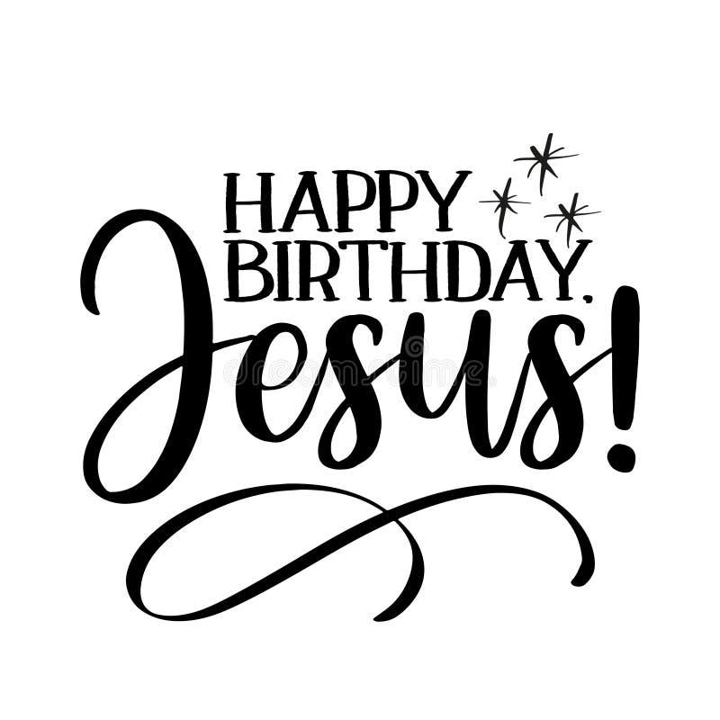 Birthday Jesus Stock Illustrations 510 Birthday Jesus