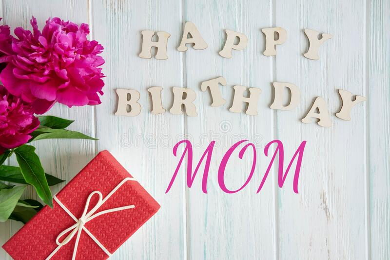 Swell Happy Birthday Mom Stock Photos Download 14 415 Royalty Free Photos Personalised Birthday Cards Paralily Jamesorg