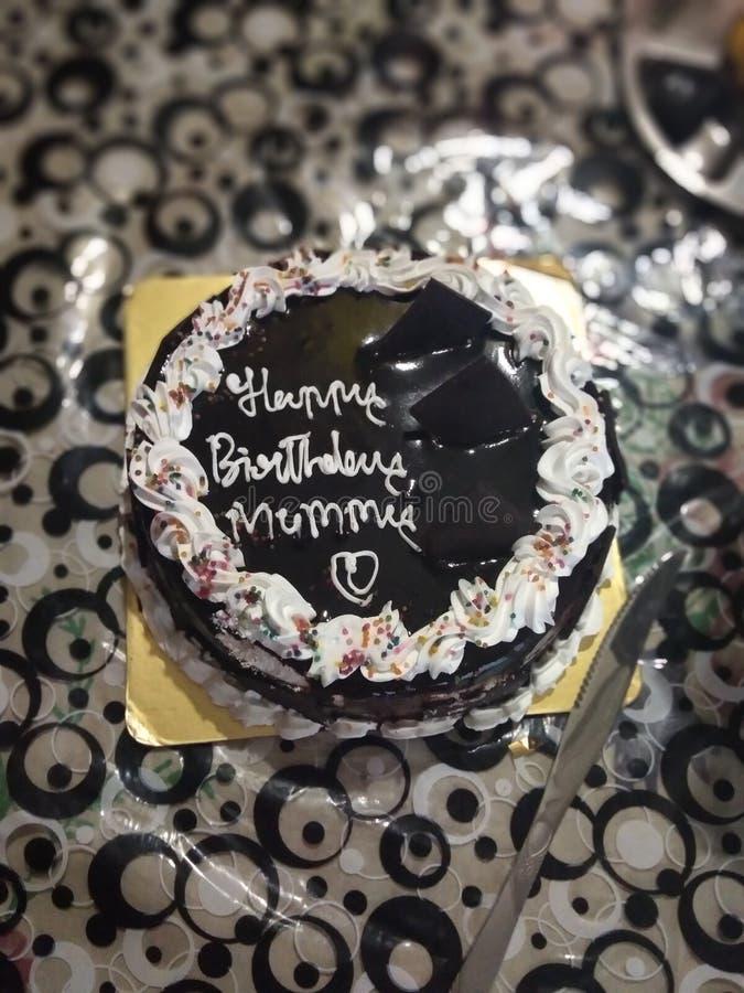 Happy Birthday Mummy royalty free stock photography