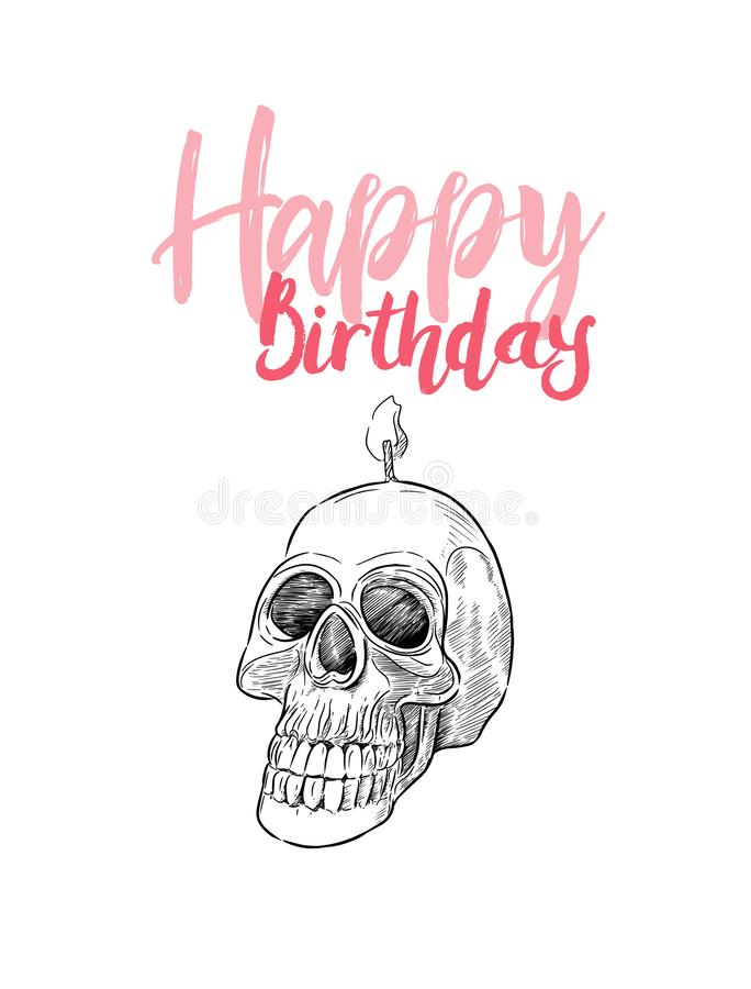 Happy Birthday Skeleton Stock Illustrations 94 Happy Birthday Skeleton Stock Illustrations Vectors Clipart Dreamstime