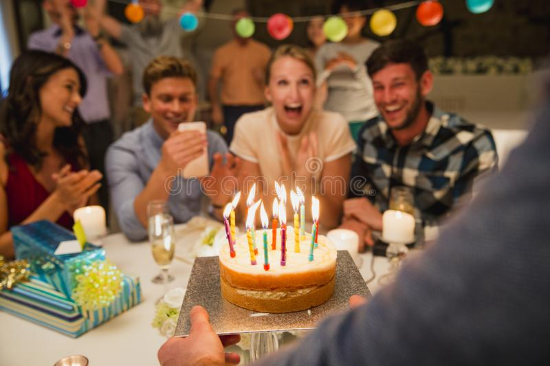 Happy Birthday To You Stock Photo Image Of Friends 107124444