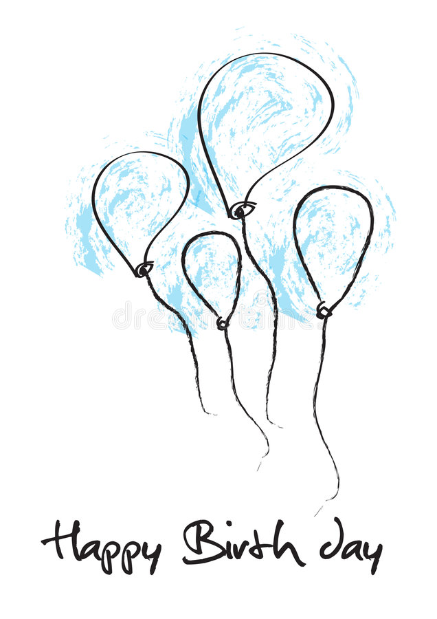 Download Happy Birthday - Vector Royalty Free Stock Images - Image: 6748309