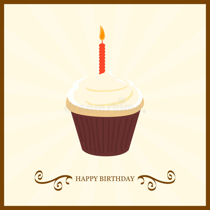 Free Happy Birthday With Cake Royalty Free Stock Image - 21781646