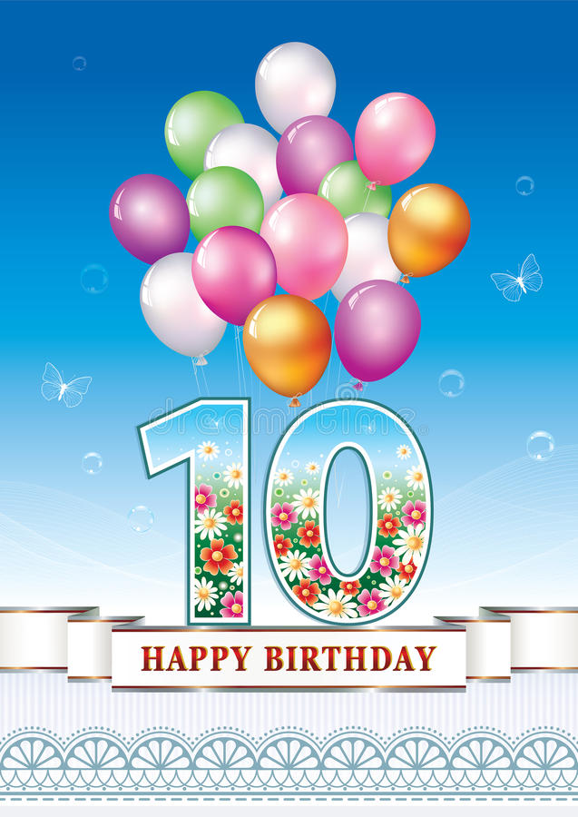 10 Geburtstag