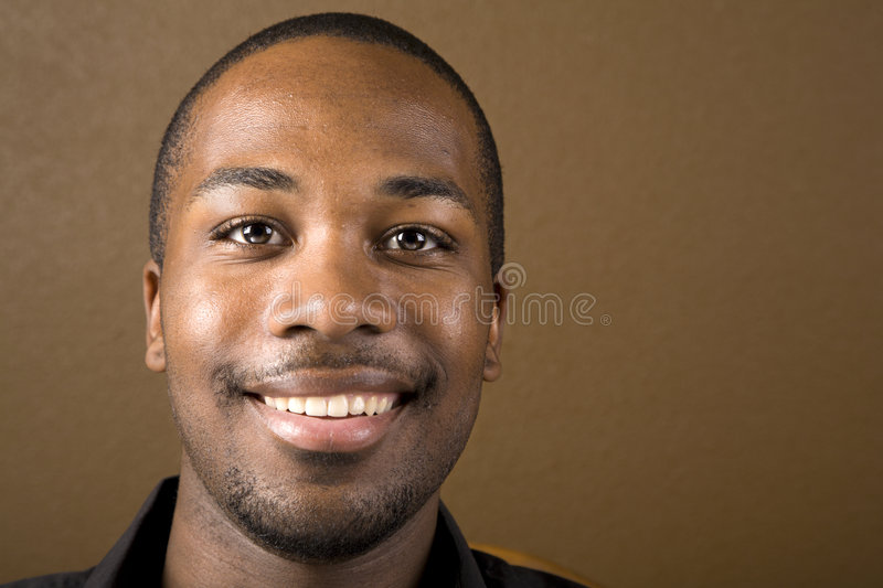 Download Happy black man stock image. Image of lifestyle, positive - 8998927