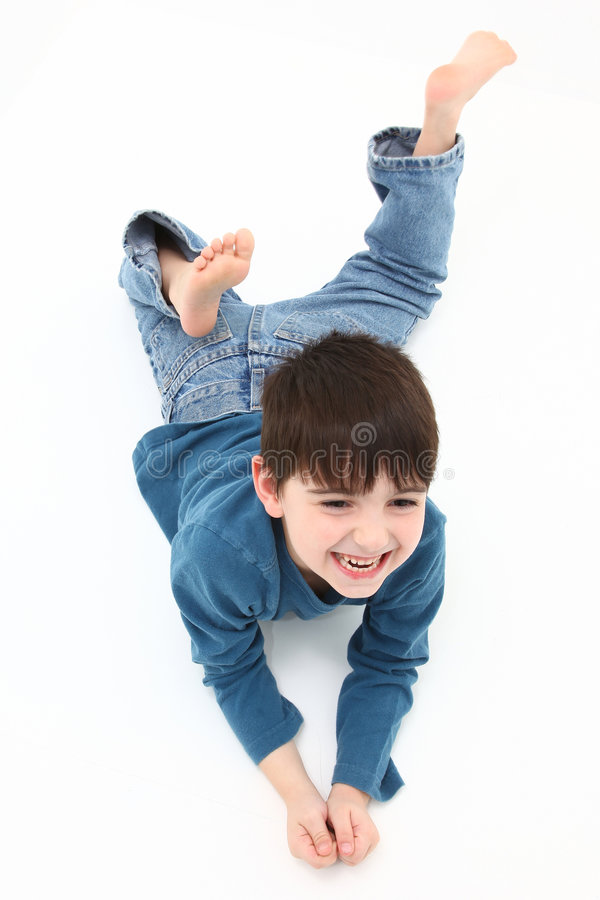 Happy Boy royalty free stock images