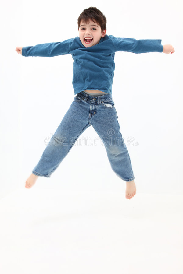 Happy Boy royalty free stock image