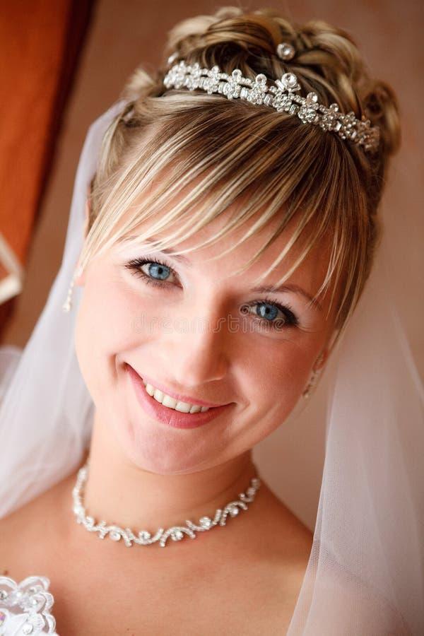Free Happy Bride Stock Image - 9182821