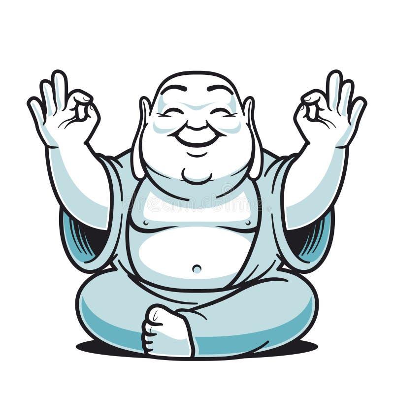 Free Happy Buddha Royalty Free Stock Images - 182434249