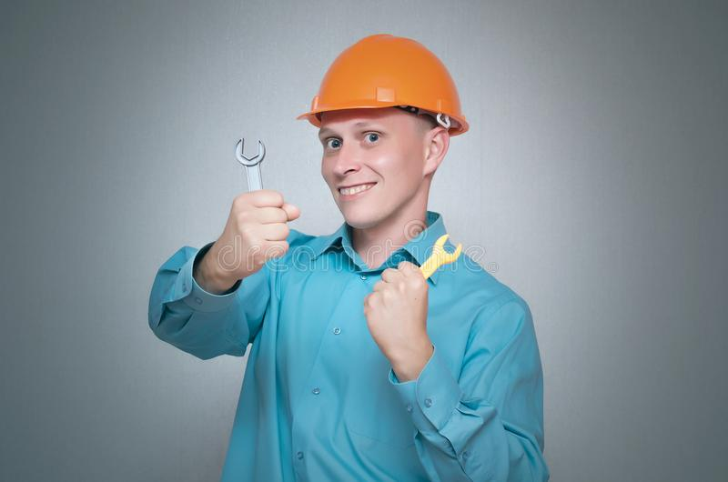 Builder worker. stock photos