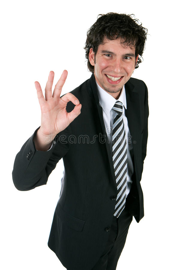 Download Happy business man stock image. Image of happiness, executive - 12733793