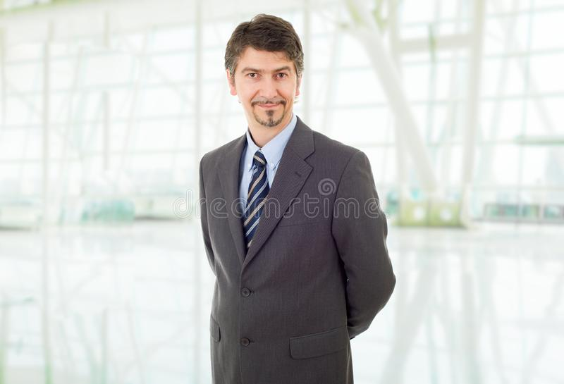 Business man royalty free stock photography