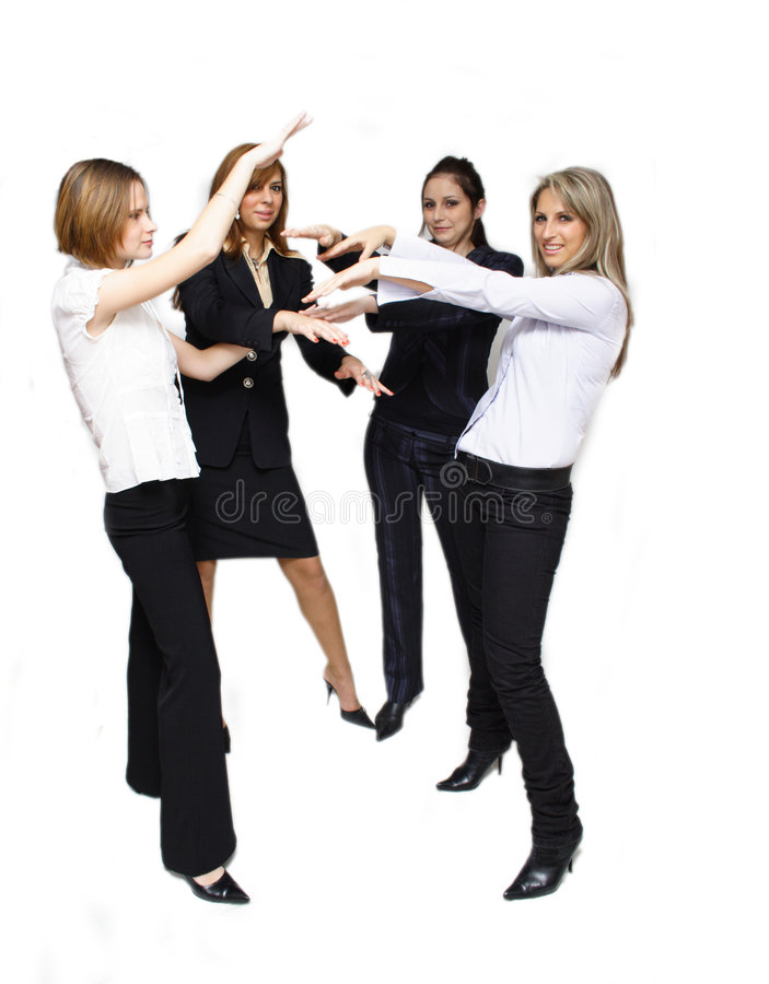 Download Happy business team stock image. Image of work, beautiful - 1526173
