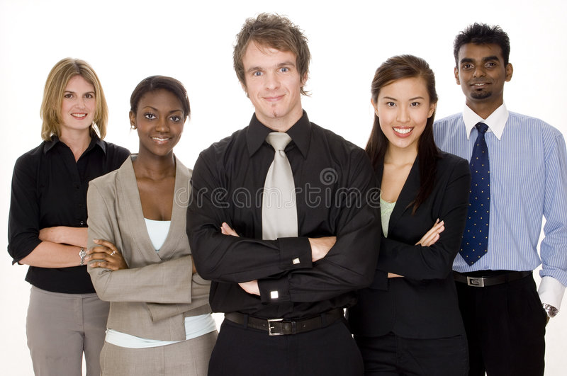 Download Happy Business Team Stock Photography - Image: 635472
