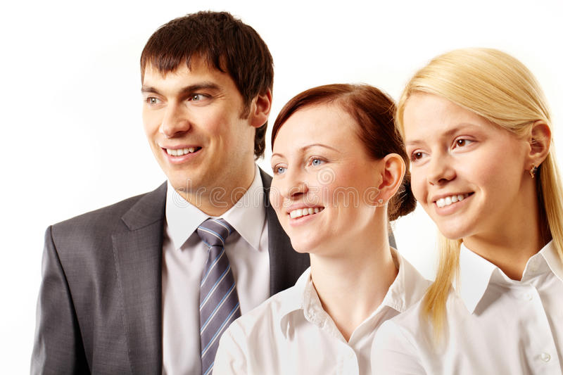 Download Happy business team stock photo. Image of collar, partner - 33381394