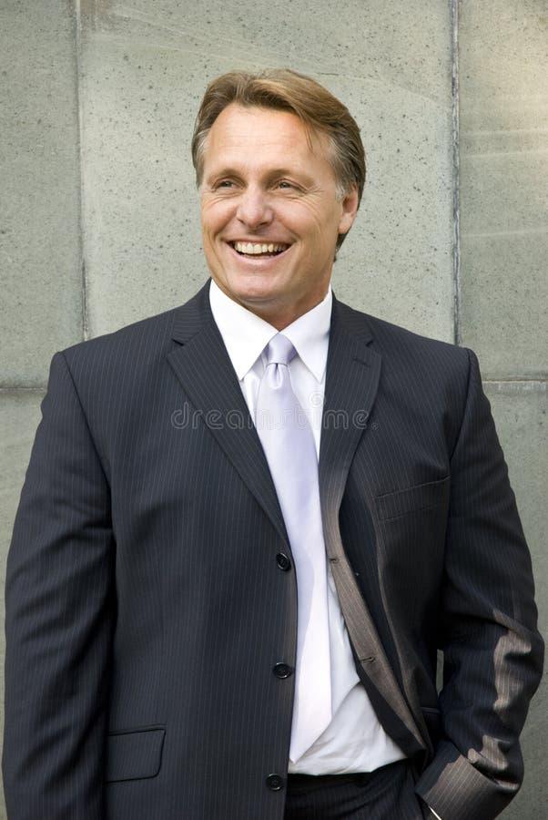 Download Happy businessman stock photo. Image of salesman, conversation - 6757466